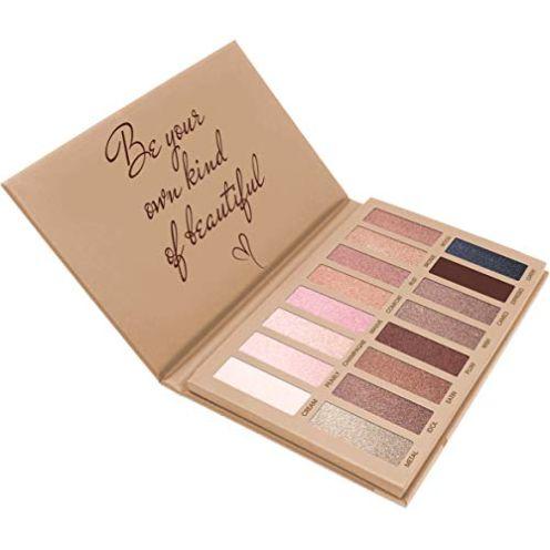 "Lamora Eyeshadow Palette ""Nude Shimmer"""