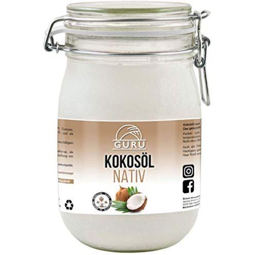 Guru Kokosöl nativ und naturrein