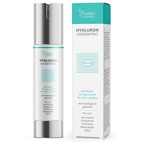 Colibri Cosmetics Hyaluronsäure Serum
