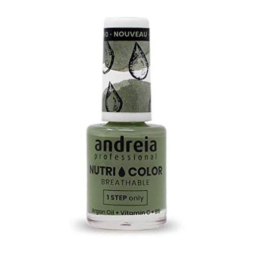 Andreia Professional NutriColor - Atmungsaktiver Veganer Nagellack