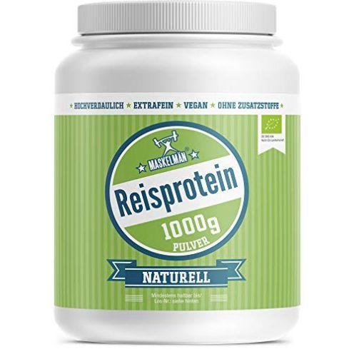 Maskelmän Reisprotein