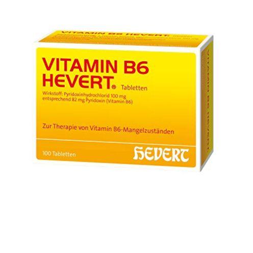 Hevert Vitamin B6 Tabletten