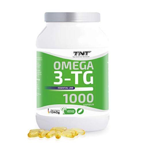 TNT OMEGA 3-TG Weichkapseln