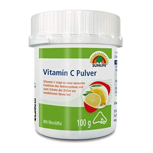 SUNLIFE Vitamin C Pulver