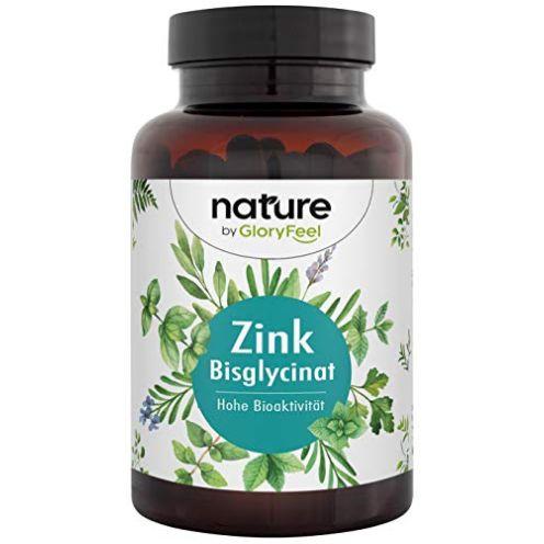 gloryfeel Premium Zink-Bisglycinat (Zink-Chelat)