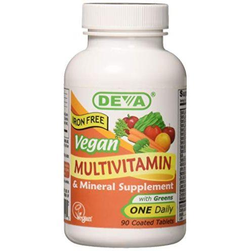 Deva Multivitamine und Mineralien Tabletten
