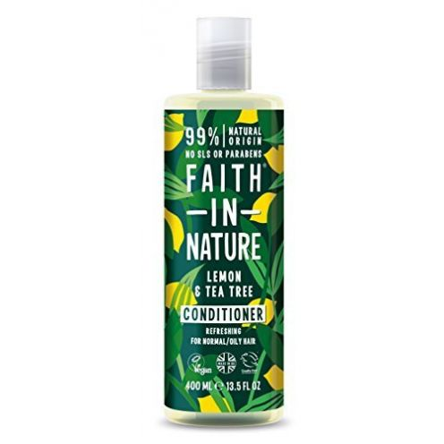 Faith in Nature Natürlicher Zitrone & Teebaum Conditioner