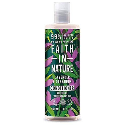 Faith in Nature Natürlicher Lavendel & Geranie Conditioner
