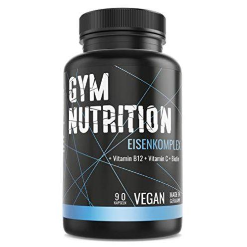 Gym Nutrition Eisenkomplex