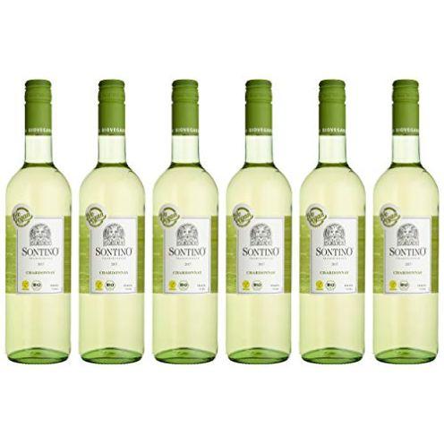 Sontino BioVegan Chardonnay Weißwein halbtrocken