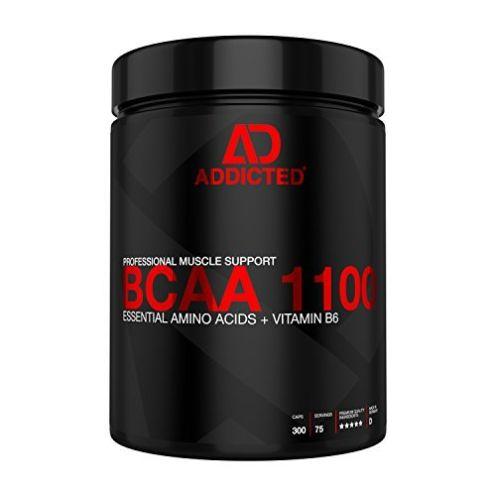 ADDICTED BCAA 1100 – Aminosäuren-Kapseln