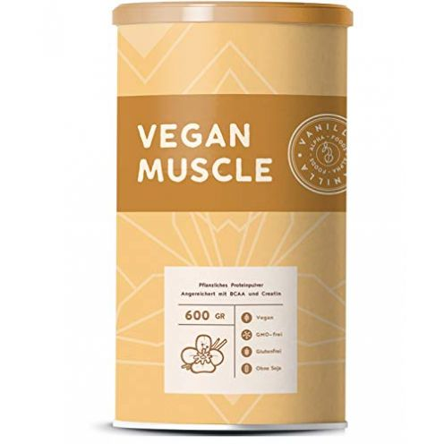 Alpha Foods Vegan Muscle Protein