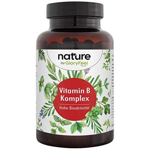 Gloryfeel Vitamin B Komplex Kapseln