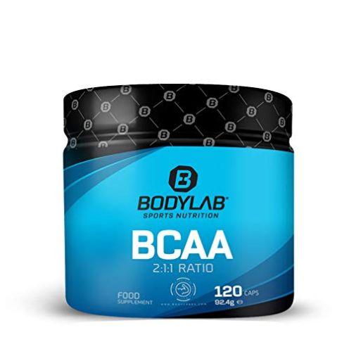 Bodylab24 BCAA 120 Kapseln