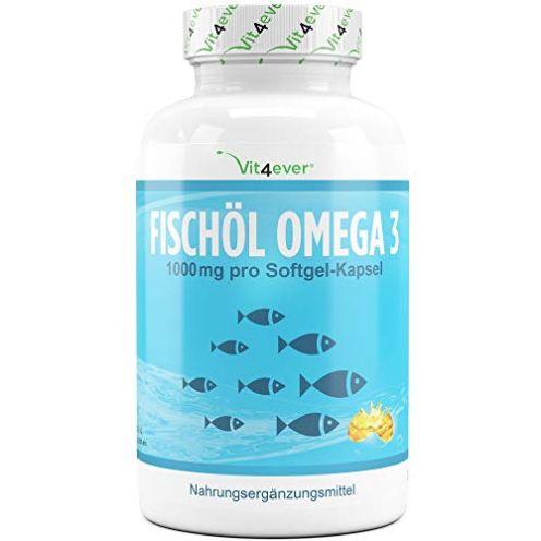 Vit4ever Omega 3 Fischöl