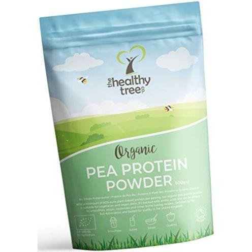 TheHealthyTree Company Bio Erbsenprotein Pulver