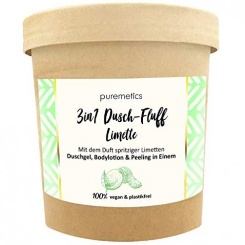 puremetics 3in1 Dusch-Fluff