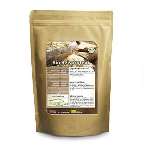 Nurafit BIO Reisprotein-Pulver