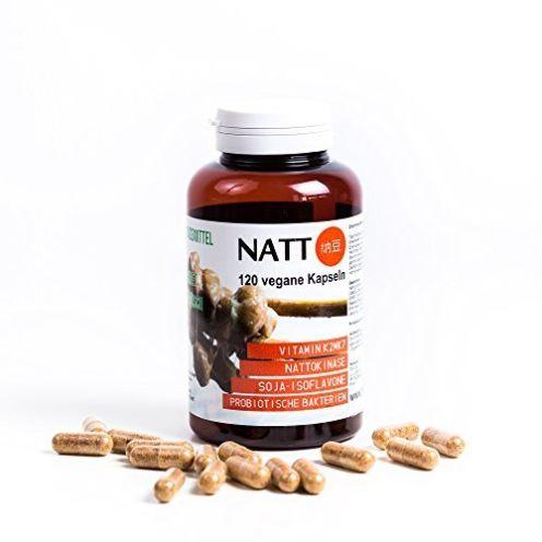 Natto BIO (getrocknet in Kapseln) 120 vegane Kapseln