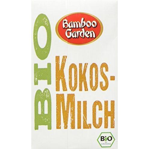 Bamboo Garden Bio Kokosmilch