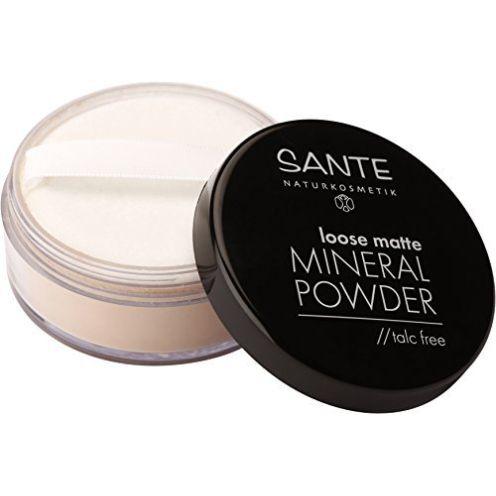 Sante Loose matte Mineral Powder 02 Sand