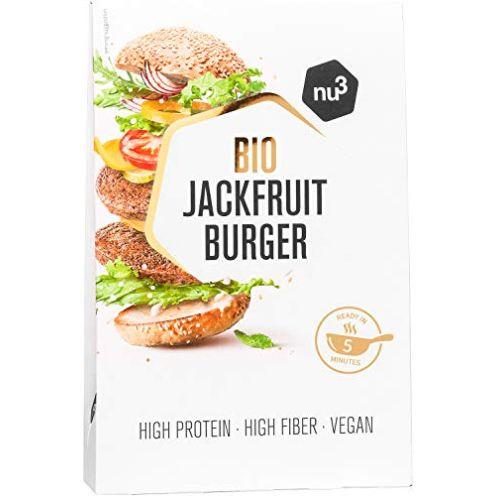 nu3 Bio Jackfruit Burger Fleischersatz