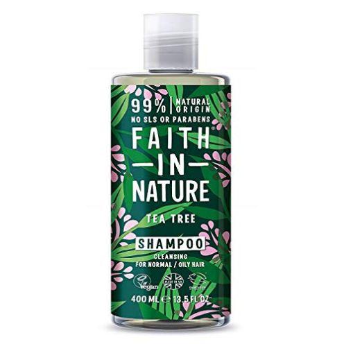Faith in Nature Natürliches Teebaum Shampoo