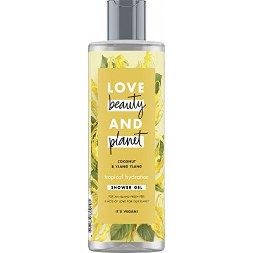 Love Beauty And Planet Tropical Hydration Duschgel