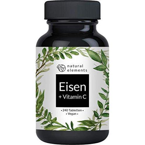Natural Elements Eisentabletten