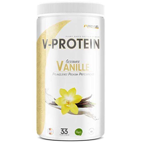 Pro Fuel V Vegan Protein Pulver - V-PROTEIN VANILLE