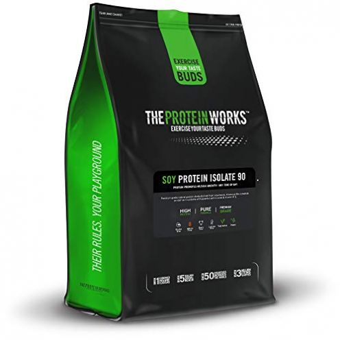 THE PROTEIN WORKS-Store Soja Protein 90 Isolat