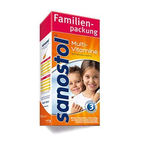 Sanostol Multi-Vitamine