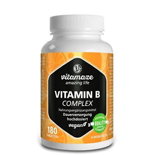 Vitamaze Vitamin B Komplex Tabletten
