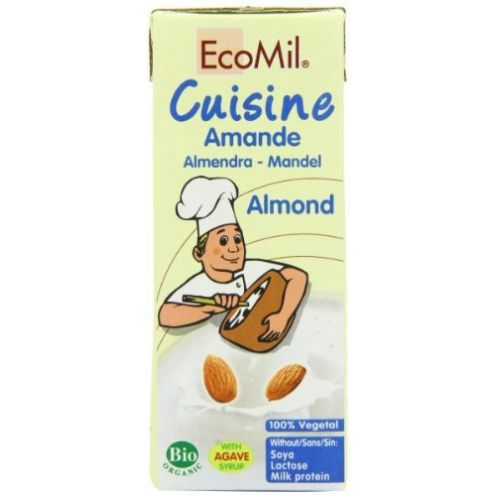EcoMil Bio Cuisine Mandel Milch