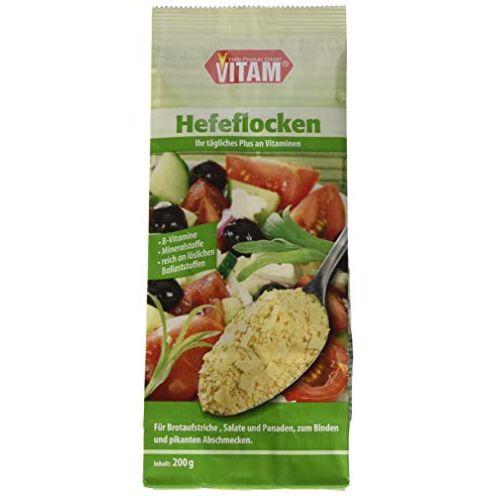 VITAM Hefeflocken salzfrei