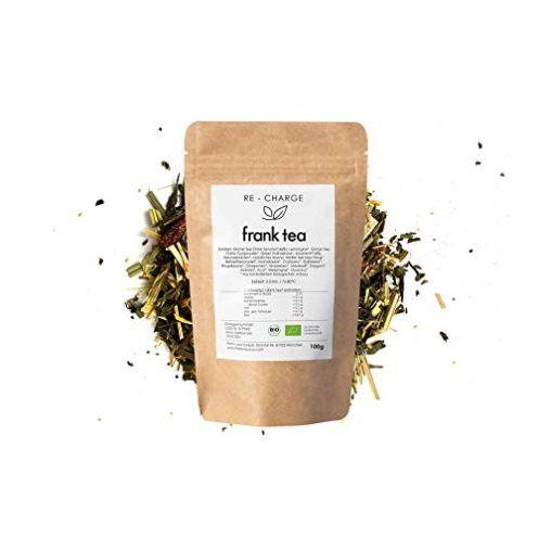 Frank Juice Frank Tea - Re-Charge Tea I Grüner Tee