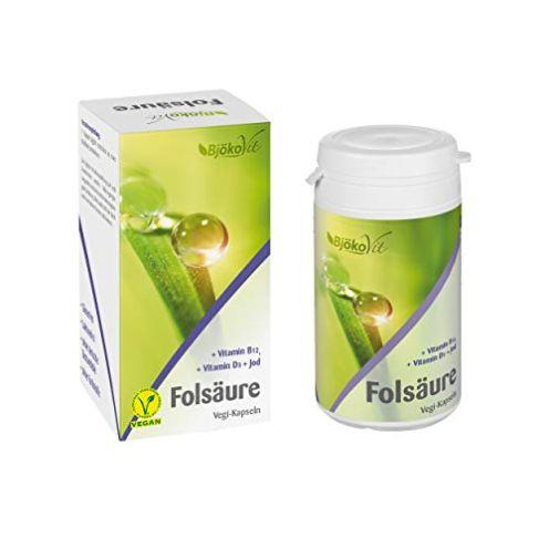 BjökoVit Folsäure Tabletten