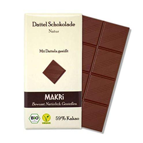 MAKRi Dattel Schokolade - Natur 59%