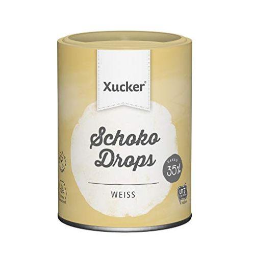 "Xucker Schoko Drops ""Weiße Schokolade"""