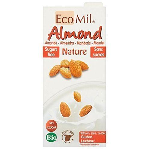 Ecomil Mandelmilch Natur