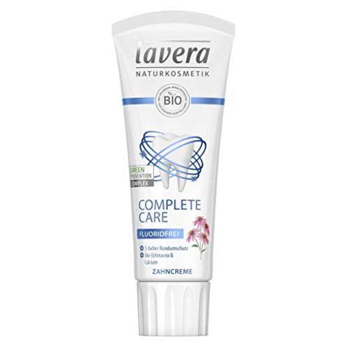 lavera Zahncreme Complete Care fluoridfrei Bio-Echinacea & Calcium