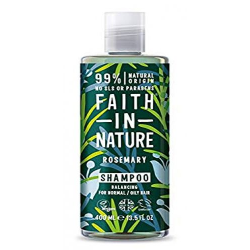 Faith in Nature Natürliches Rosmarin Shampoo