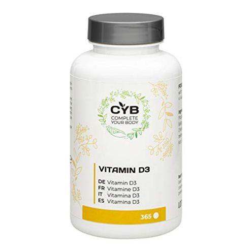 CYB Vitamin D3