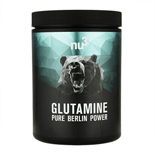 nu3 L-Glutamine Pulver