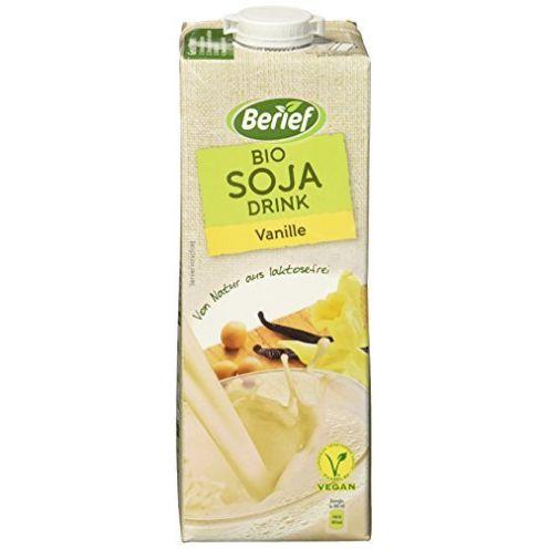Berief Bio Soja Drink Vanille