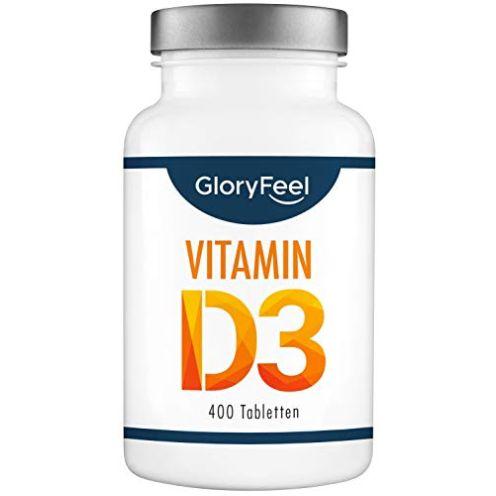 Glory Feel Vitamin D Sonnenvitamine