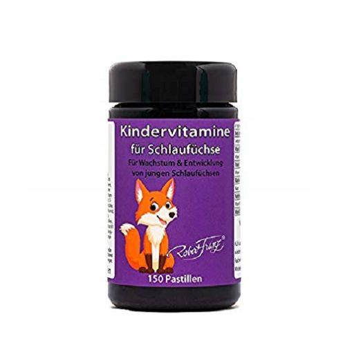 Robert Franz Kinder Multi Vitamine & Mineralien