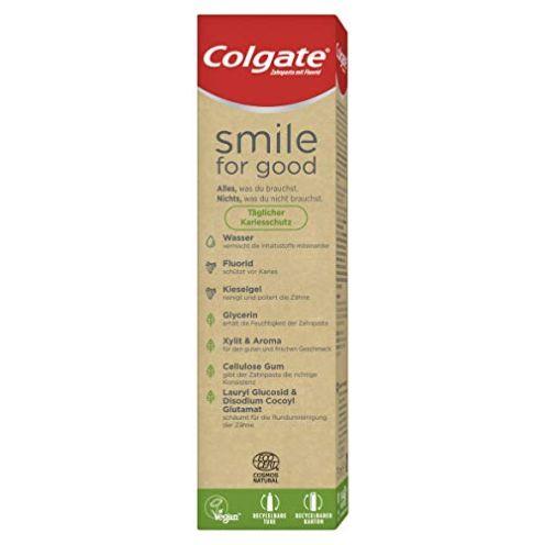 Colgate Smile for Good Täglicher Kariesschutz Zahnpasta