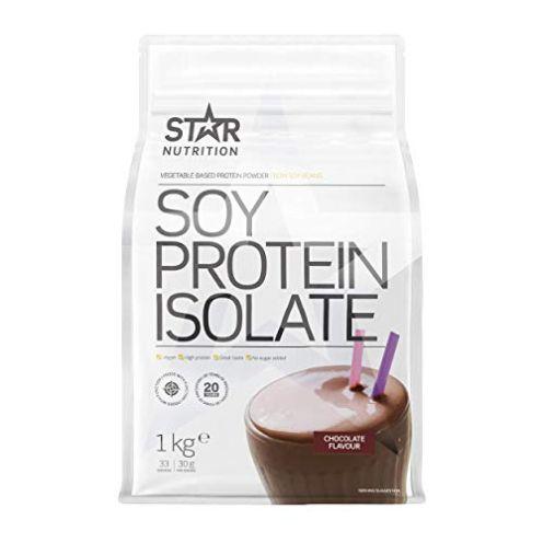 Star Nutrition Soy Vegan Protein Pulver