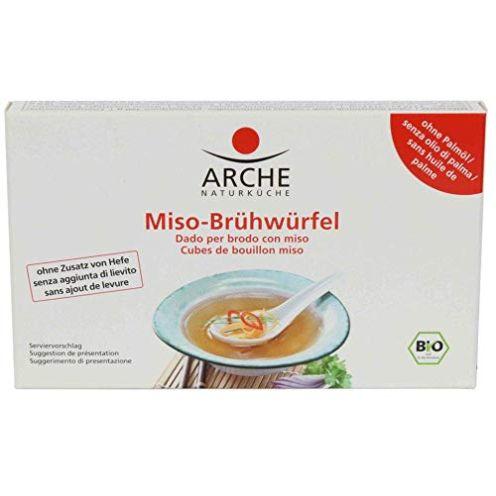 Arche Bio Miso-Brühwürfel